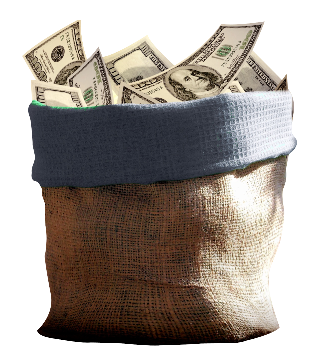 Cash money bag free clipart graphic free library Money Bag PNG Image - PurePNG | Free transparent CC0 PNG Image Library graphic free library