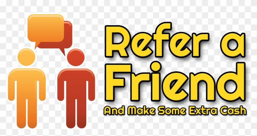 Cash referral clipart
