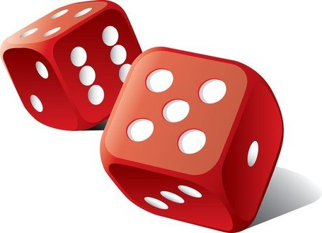 Casino dice clipart jpg library library Free Red Vector Dice Clipart and Vector Graphics - Clipart.me jpg library library