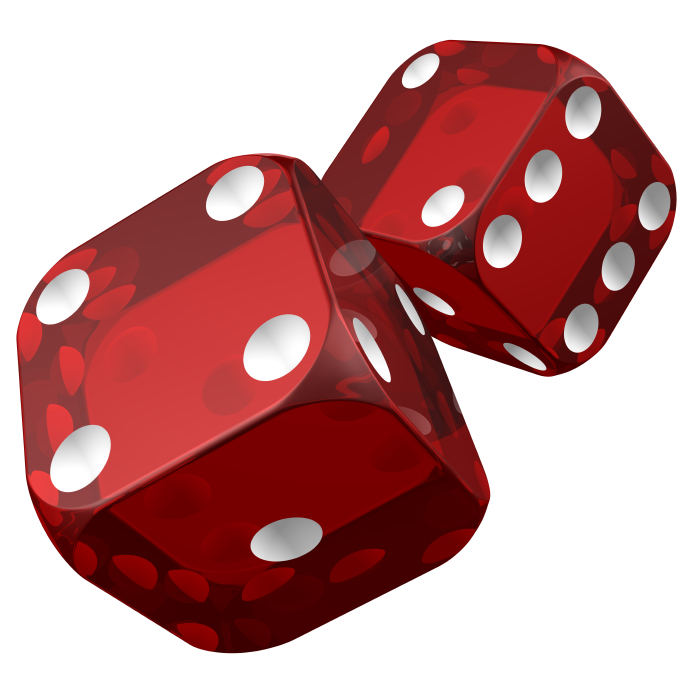 Casino dice clipart graphic black and white Free Pictures Of Dice, Download Free Clip Art, Free Clip Art on ... graphic black and white