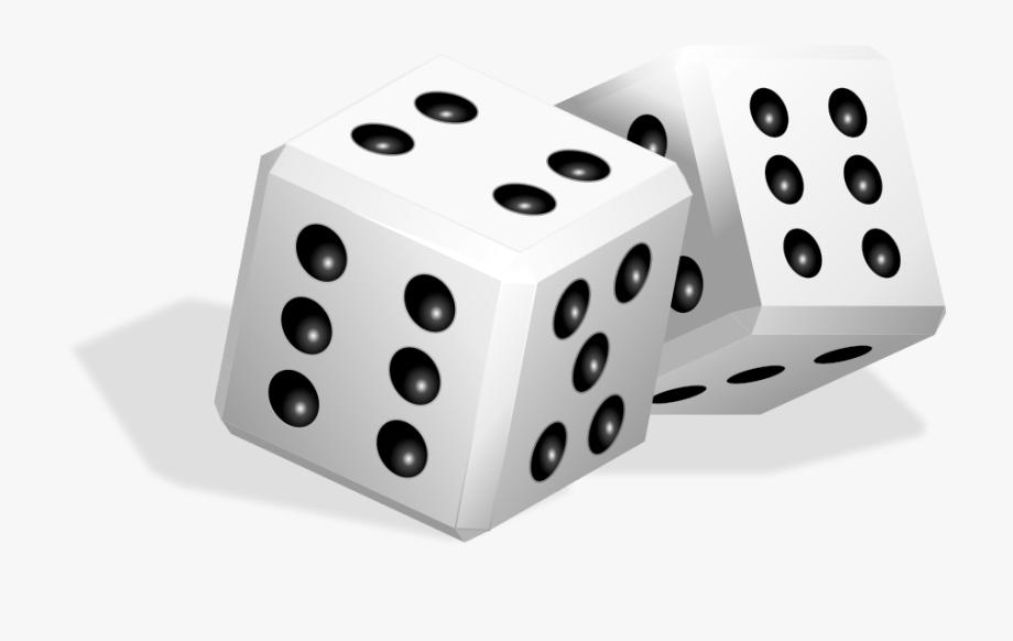 Casino dice clipart clip art black and white Games Clip Art Games Clipart Fans - Math Games With Dice 2nd Grade ... clip art black and white