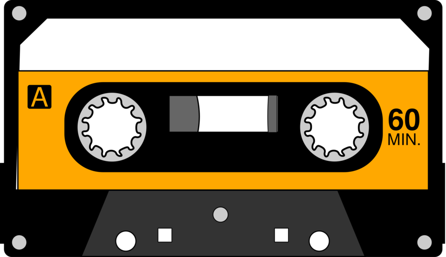 Cassette tape images clipart jpg download Cassette Tape clipart - Sound, Drawing, Yellow, transparent clip art jpg download