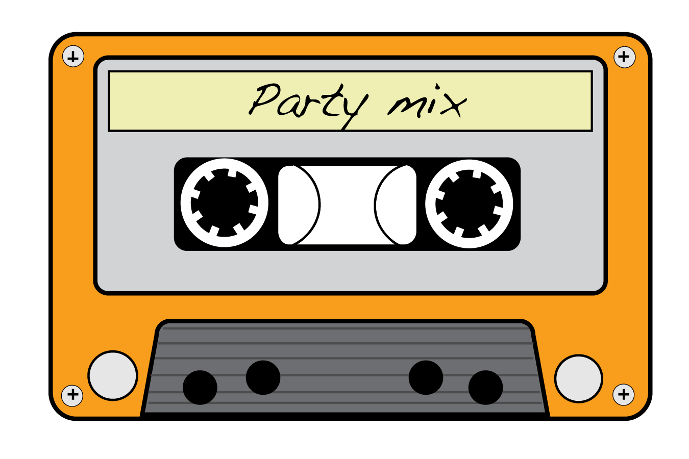Cassette tape images clipart svg stock neon 80s cassette tapes clipart - Yahoo Image Search Results | Fresh ... svg stock
