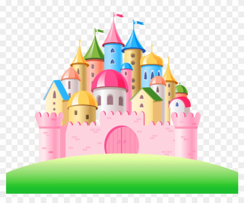 Free Png Download Transparent Pink Castle Clipart Png - Castle ... clip art library stock
