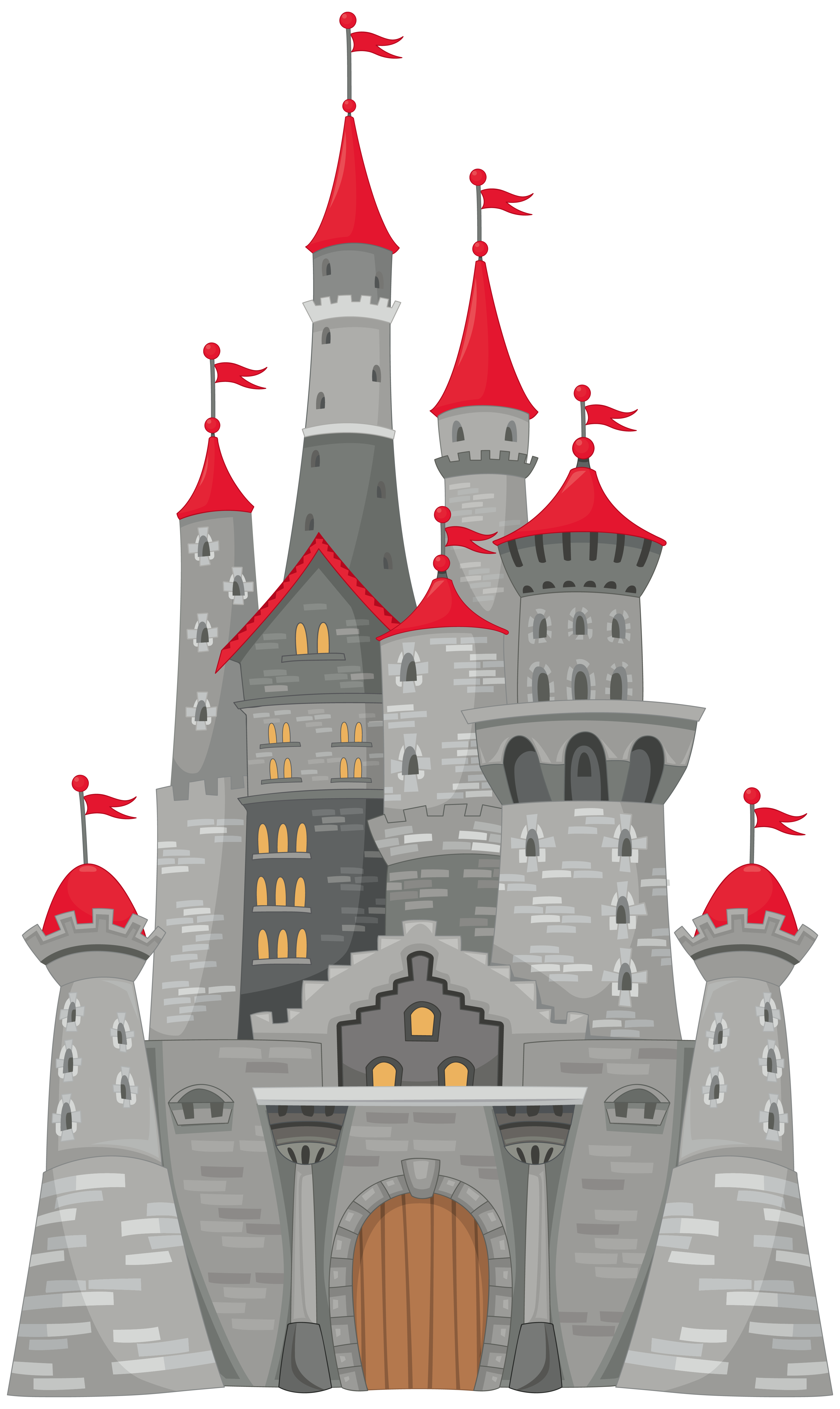 Castle clipart 5 » Clipart Station svg royalty free library