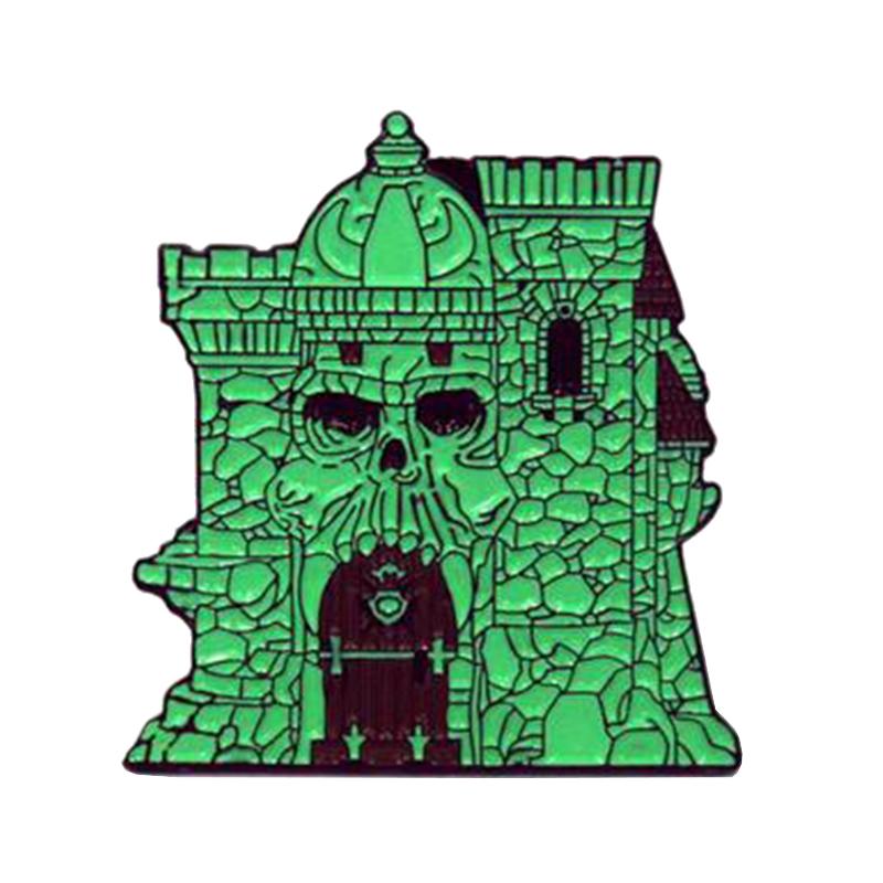 Castle grayskull clipart svg download US $2.81 28% OFF|CASTLE GRAYSKULL ENAMEL PIN-in Pins & Badges from Home &  Garden on Aliexpress.com | Alibaba Group svg download