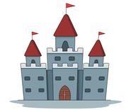 Castle images clipart svg royalty free stock Free Castles Clipart - Clip Art Pictures - Graphics - Illustrations svg royalty free stock
