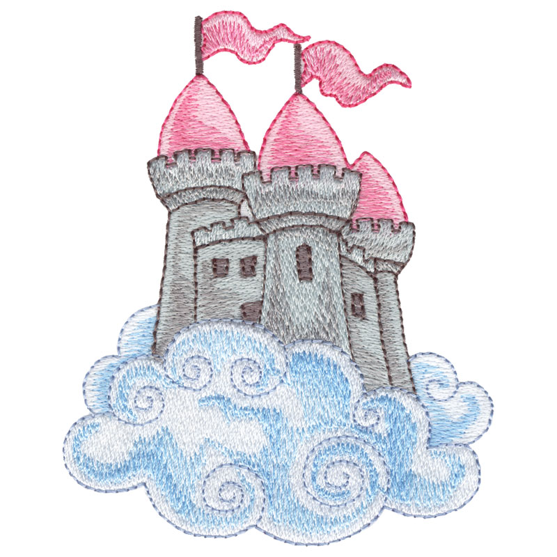 Castle in the clouds clipart clipart black and white download Castle In The Clouds clipart black and white download