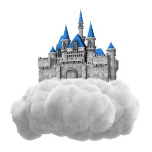 Castle in the clouds clipart svg transparent library Stormy Castle - HD Video Backgrounds - Video Background for ... svg transparent library