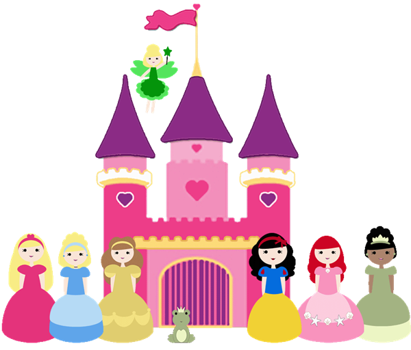 Castle with crown clipart library Disney Princess Castle Clip Art Clipart Free Clipart | ΣΙΛΙΑ ... library