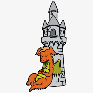 Castle with dragon clipart clip art free download Free Dragon Clipart Cliparts, Silhouettes, Cartoons Free Download ... clip art free download