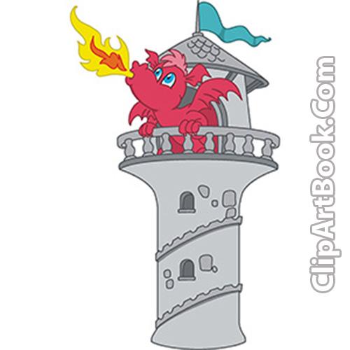 Castle with dragon clipart jpg transparent download Free Dragon Book Cliparts, Download Free Clip Art, Free Clip Art on ... jpg transparent download