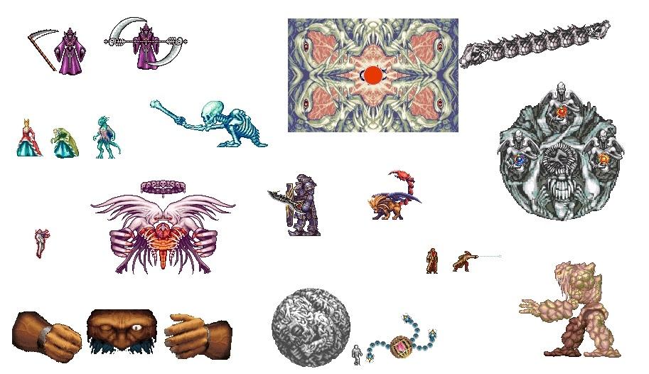 Castlevania aria of sorrow clipart graphic free stock Castlevania: Aria of Sorrow Bosses Quiz - By Moai graphic free stock