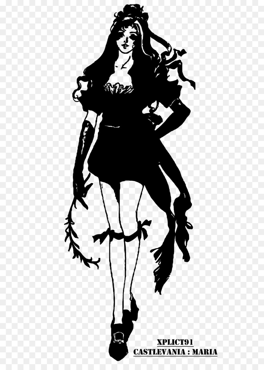 Castlevania symphony of the night clipart black and white download White Background clipart - Dracula, Illustration, Silhouette ... black and white download