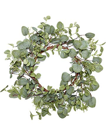 Casual branch wreath clipart image Shop Amazon.com | Wreaths image