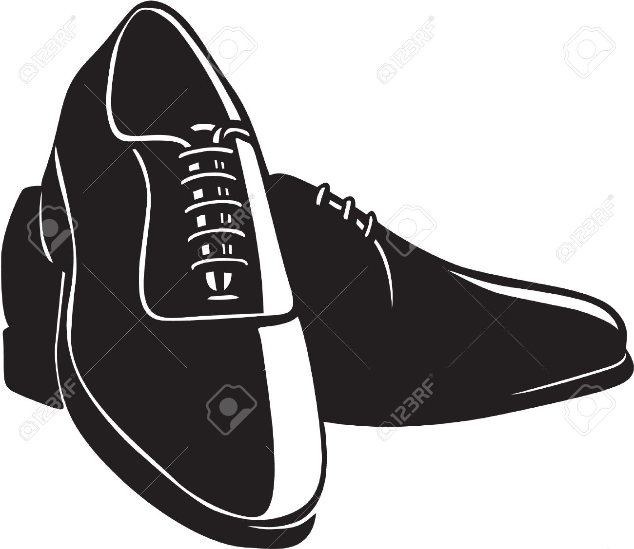 Casual shoes clipart banner transparent stock Dress shoes clipart 4 » Clipart Station banner transparent stock