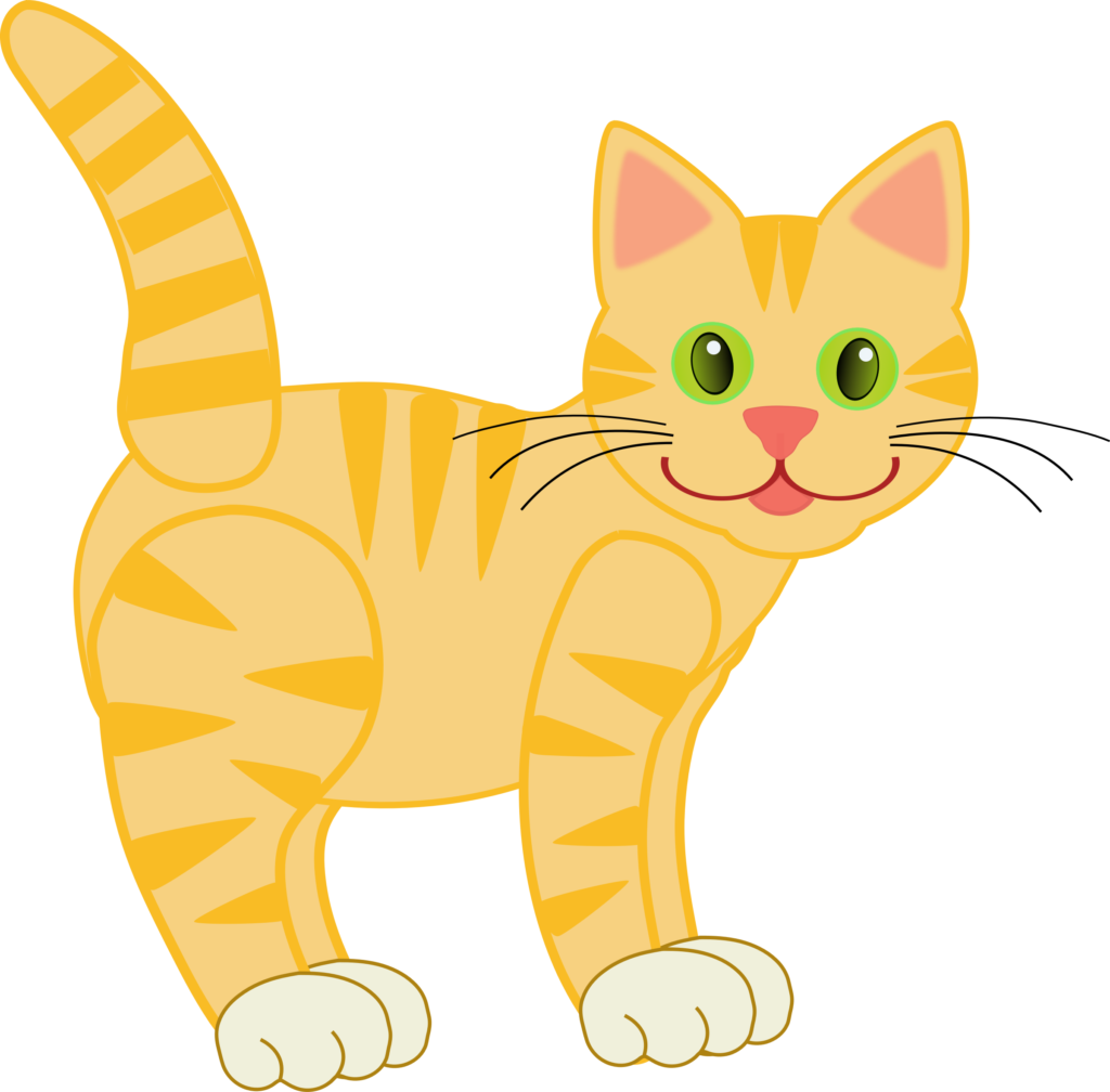 Cat wearing a hat clipart graphic transparent Clip Art Images Of A Cat | typegoodies.me graphic transparent