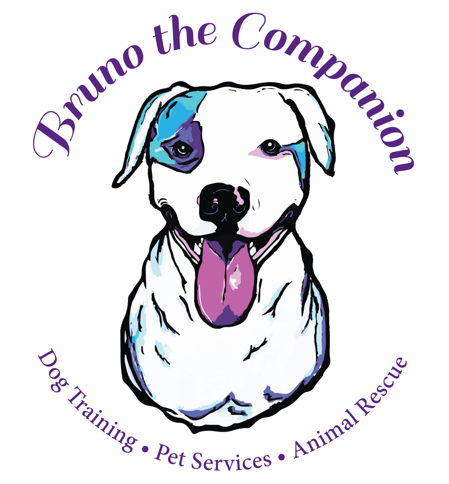 Seeing eye dog clipart jpg transparent download Bruno The Companion – Dog Training, Pet Services, Animal Rescue ... jpg transparent download