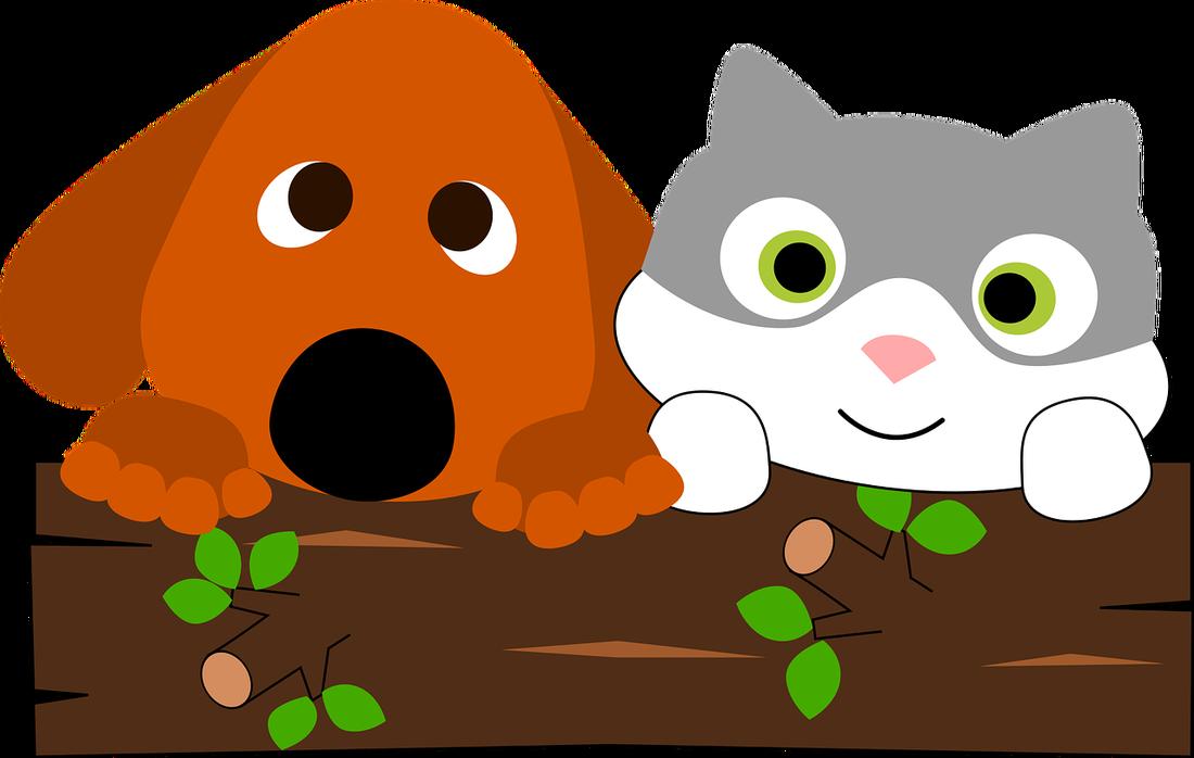Cat and dog treats clipart clip art transparent Dogs Cats and Wild Animals Blog - Pet Care and Advice clip art transparent