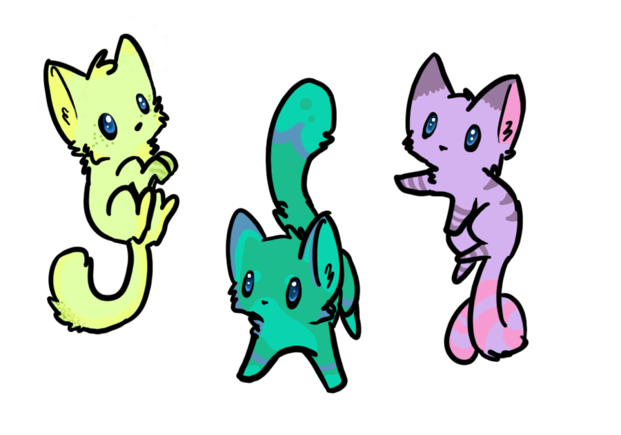 Cat and rat clipart clip freeuse download Free Pictures Of Anime Cats, Download Free Clip Art, Free Clip Art ... clip freeuse download