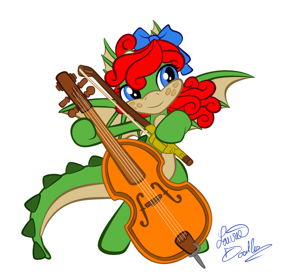 Cat and the fiddle clipart png transparent library Cartoon Drawing in Affinity Designer - Tutorials (Serif and Customer ... png transparent library