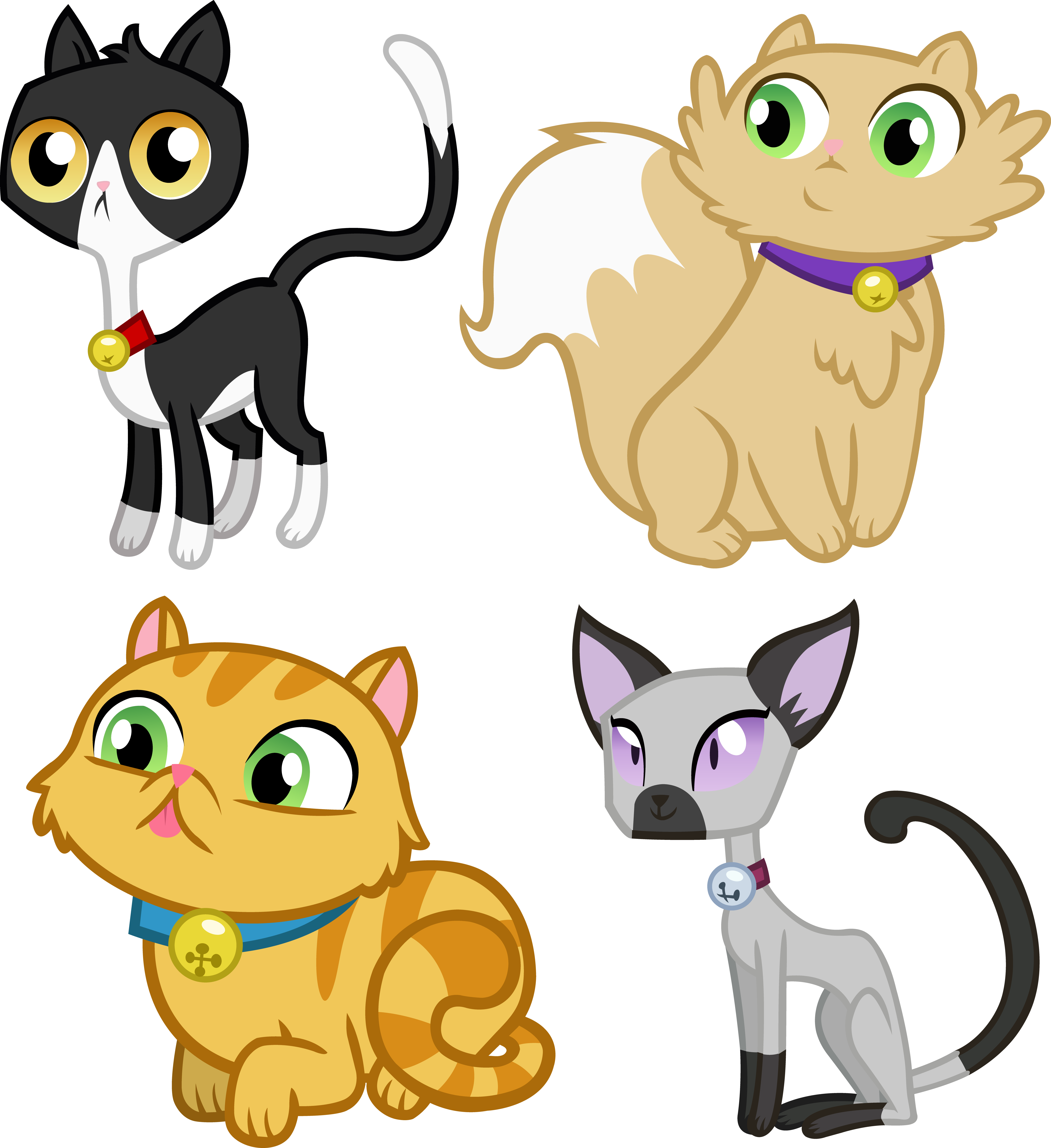 Cat and the fiddle clipart banner free download catvector | Explore catvector on DeviantArt banner free download