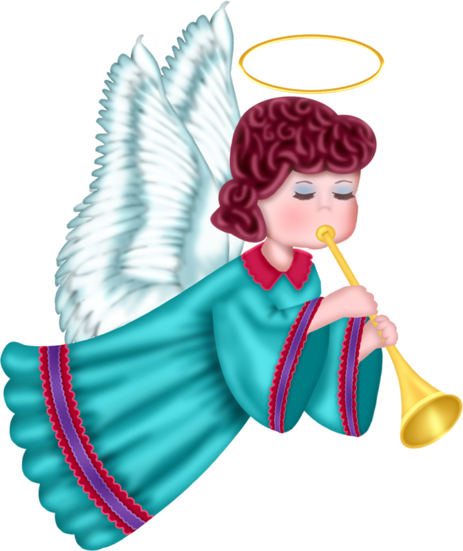 Christmas angels clipart clip stock Angel Clipart Images Black & White Free Download 【2018】 clip stock