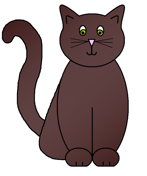 Cat background clipart picture free stock Graphics by Ruth - Cats picture free stock
