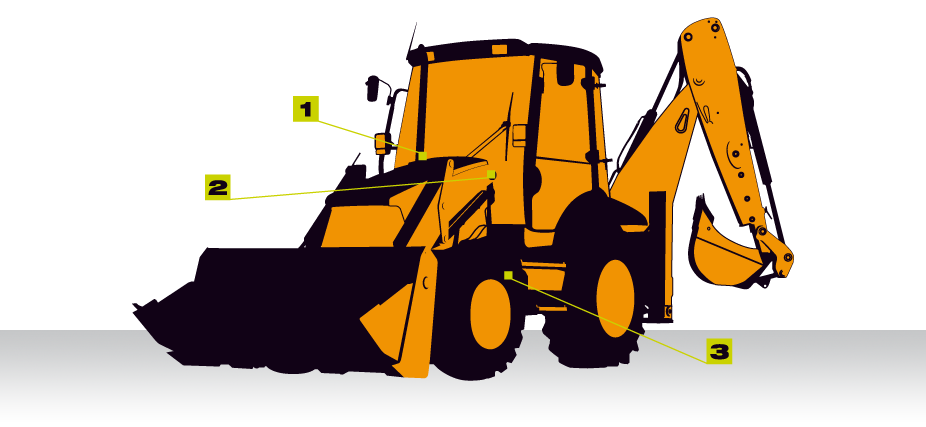 Cat backhoe clipart png library Bucket Scale for the backhoe front tool ‹ vei group png library