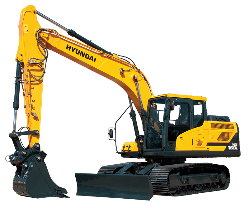 Cat backhoe clipart picture freeuse download Hyundai Showroom picture freeuse download