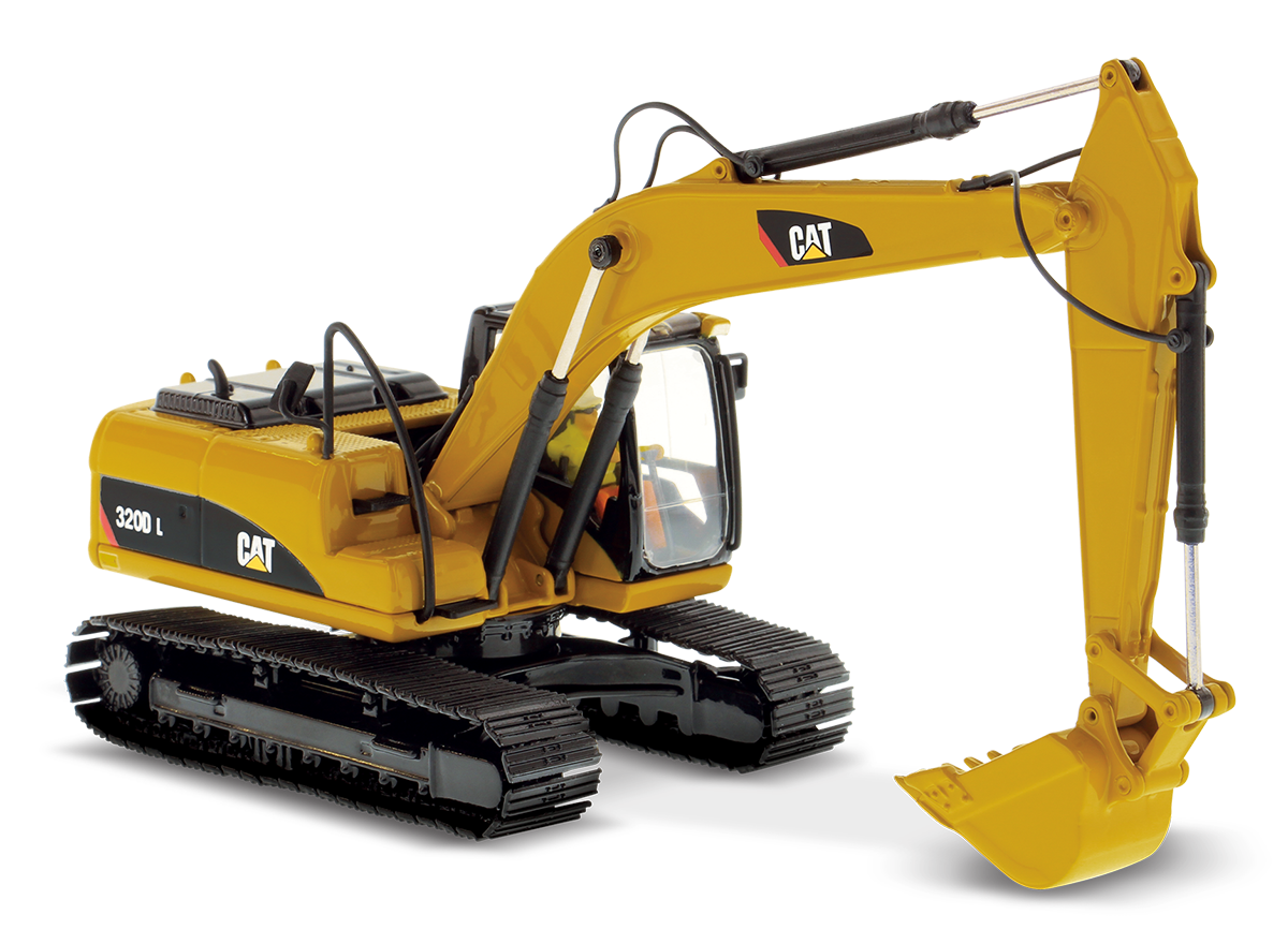 Cat backhoe clipart picture black and white Excavator Transparent PNG Pictures - Free Icons and PNG Backgrounds picture black and white
