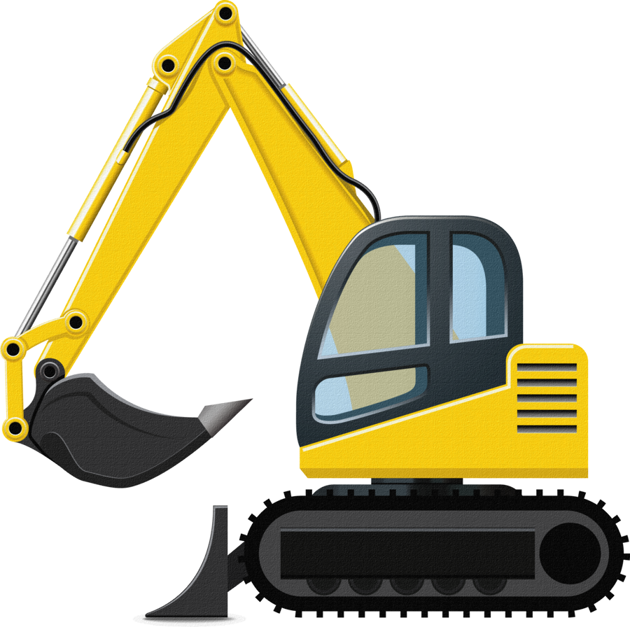 Cat backhoe clipart clip art royalty free Boys & Their Toys*** | Design | Pinterest | Toy, Clip art and Free ... clip art royalty free