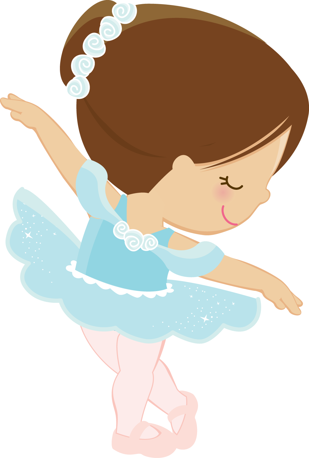 Cat ballerina clipart picture library ZWD_ballet_slippers - ZWD_Ballet_02.png - Minus | clipart ... picture library