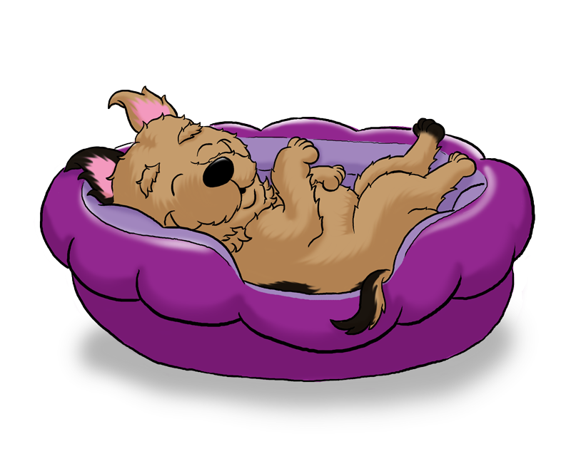 Cat bed clipart freeuse library Rovers Kit - Dog Beds - 50% OFF - Rovers Kit - Rover's Kit & Kaboodle freeuse library