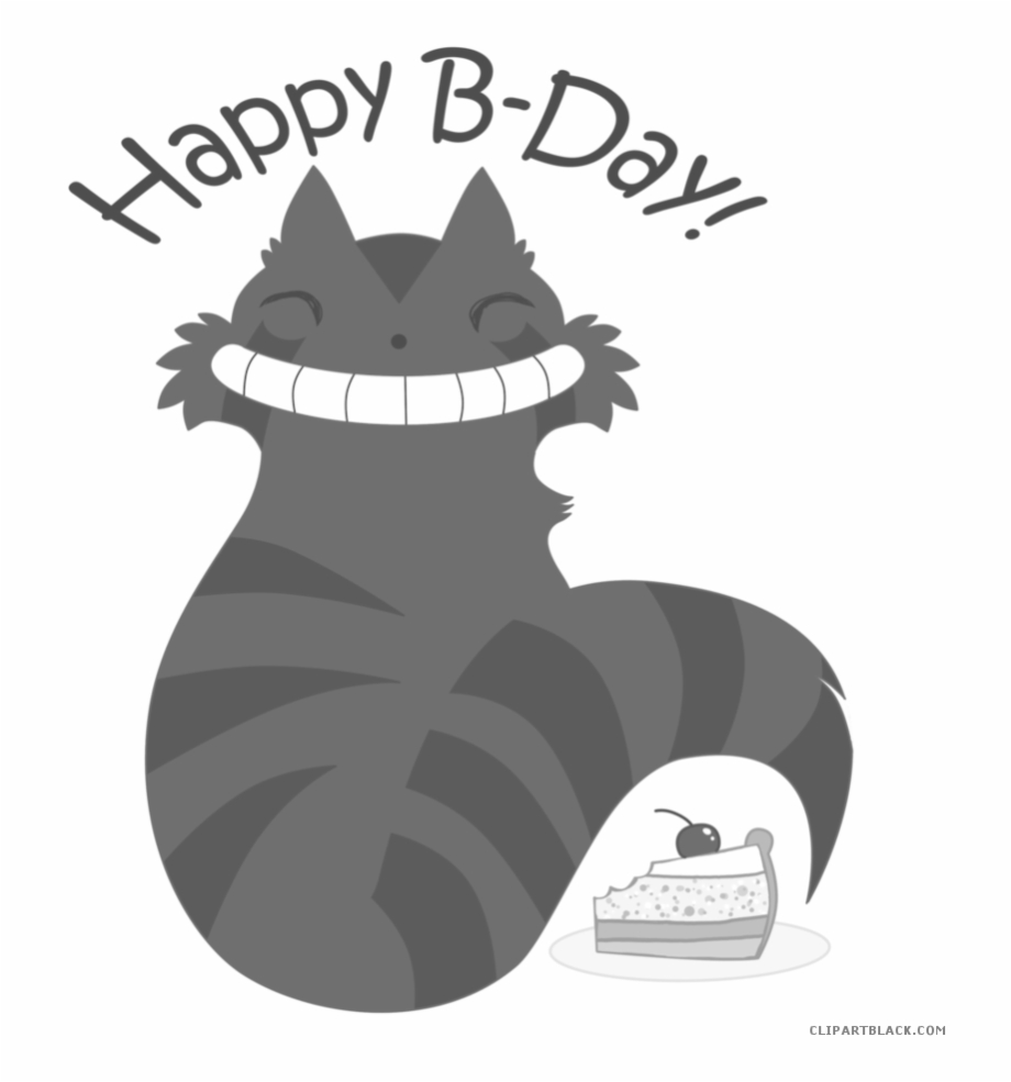 Cats birthday clipart vector freeuse Cats Clipart Birthday Cake - Clipart Happy Birthday Cats Free PNG ... vector freeuse