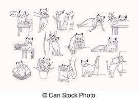 Cat bite hand Clipart Vector Graphics. 31 Cat bite hand EPS clip art ... picture freeuse download