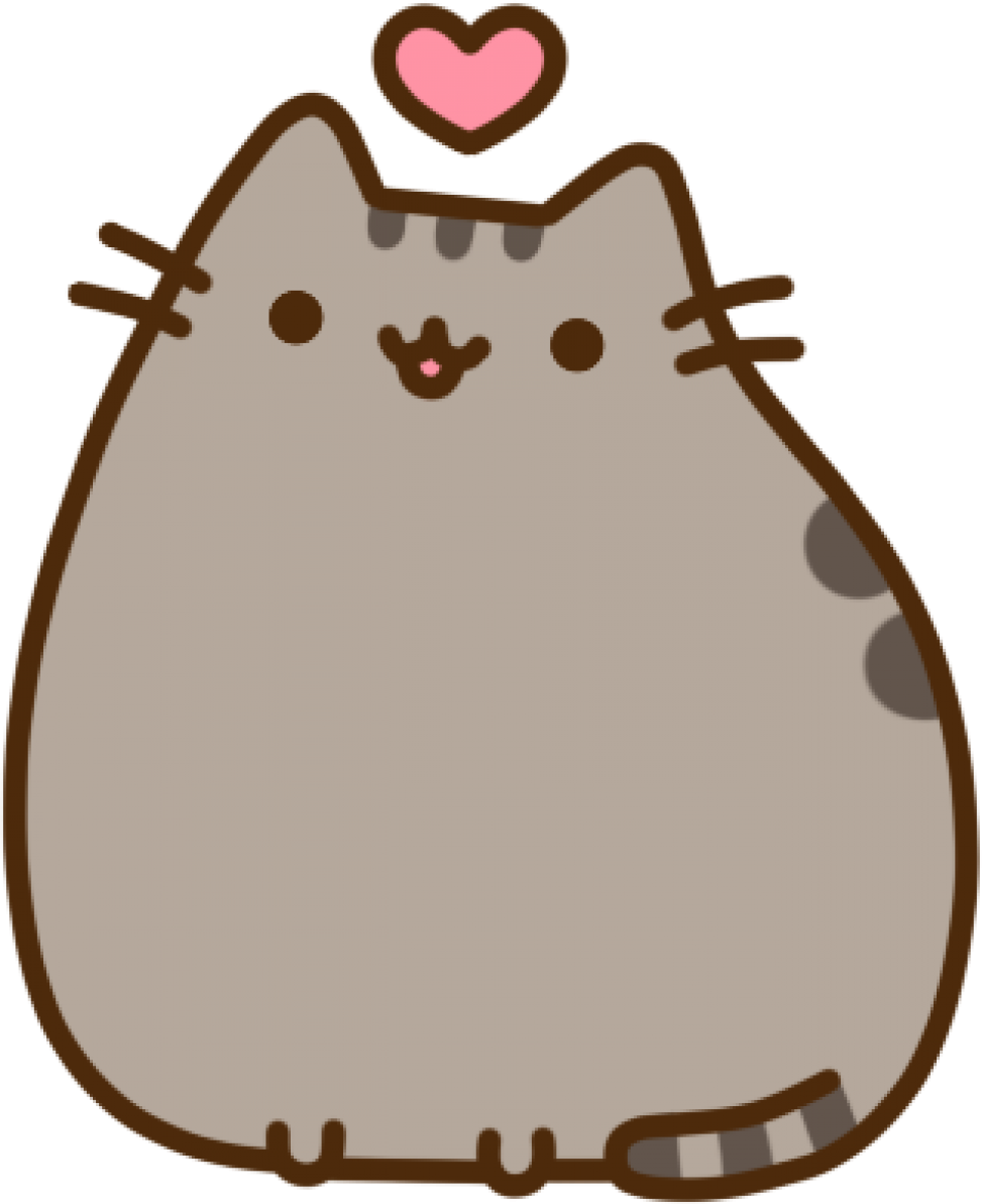 Pusheen cat clipart vector transparent download Pusheen Clipart at GetDrawings.com | Free for personal use Pusheen ... vector transparent download