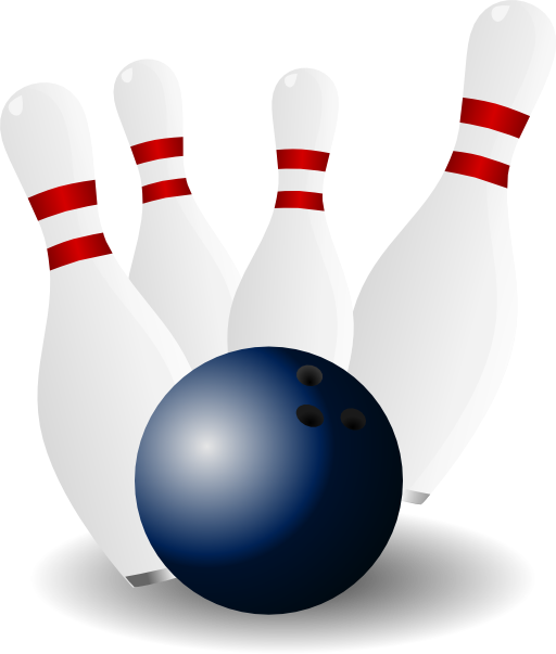 Cat bowling clipart vector library library Bowling Clipart | i2Clipart - Royalty Free Public Domain Clipart vector library library