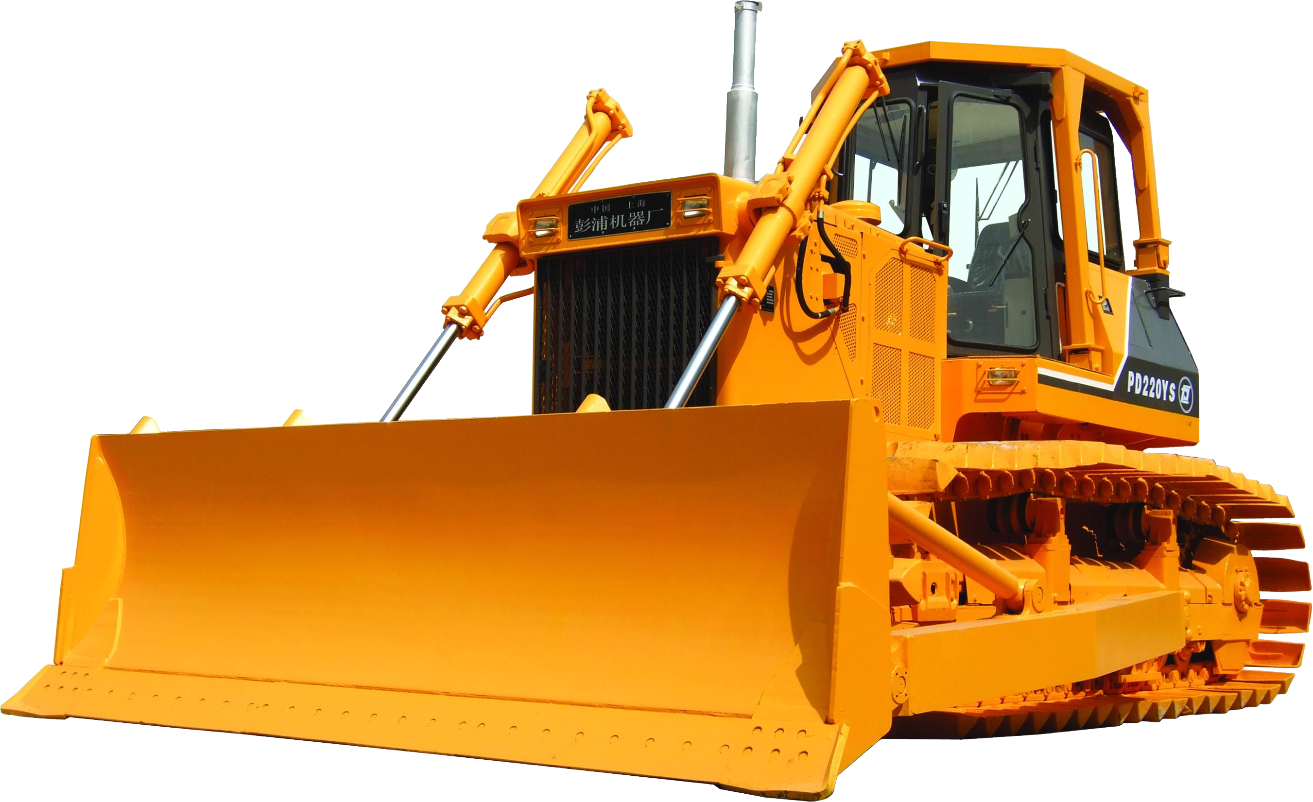 Cat bulldozer clipart picture transparent library Introducing Picture Of A Bulldozer PNG Images #16736 - Unknown ... picture transparent library