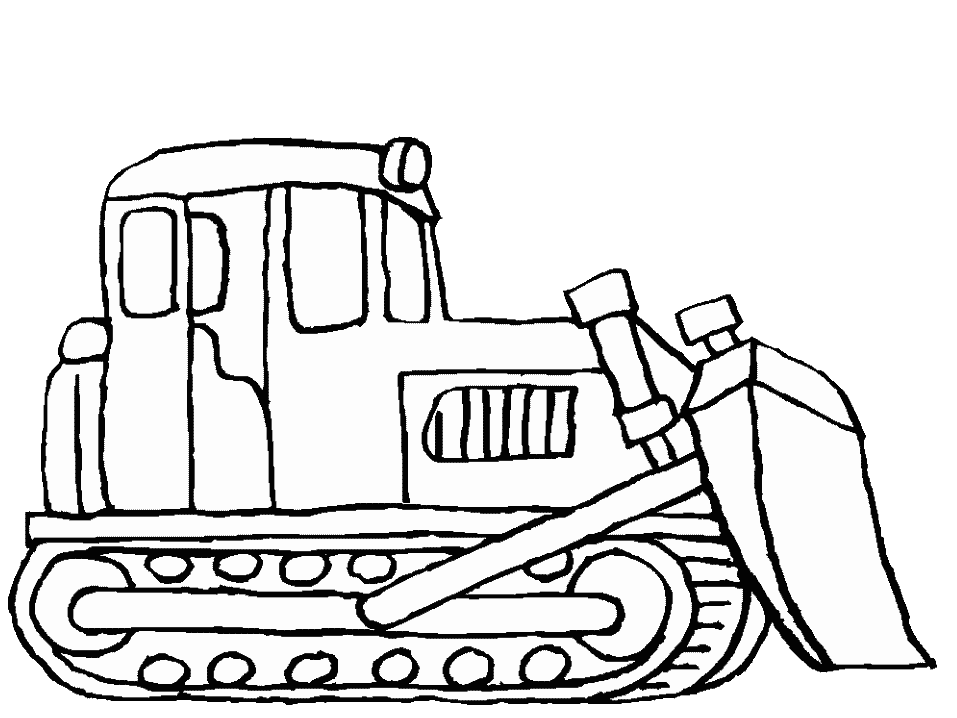Cat bulldozer clipart black and white clipart black and white library Bulldozer Drawing at GetDrawings.com   Free for personal use ... clipart black and white library