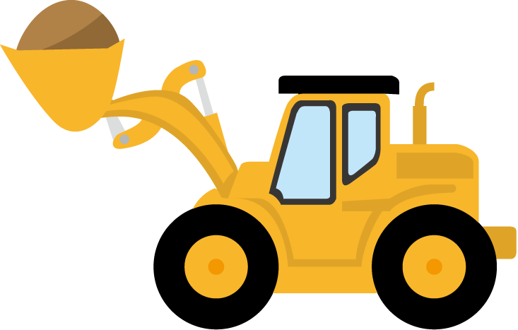 Cat bulldozer clipart picture royalty free download Bulldozer Silhouette Clip Art at GetDrawings.com | Free for personal ... picture royalty free download