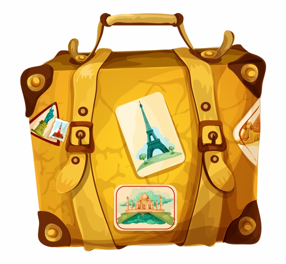 Suitcase clipart images clipart transparent Suitcase Clipart Trolley Bag - Travel Luggage Poster Free PNG Images ... clipart transparent