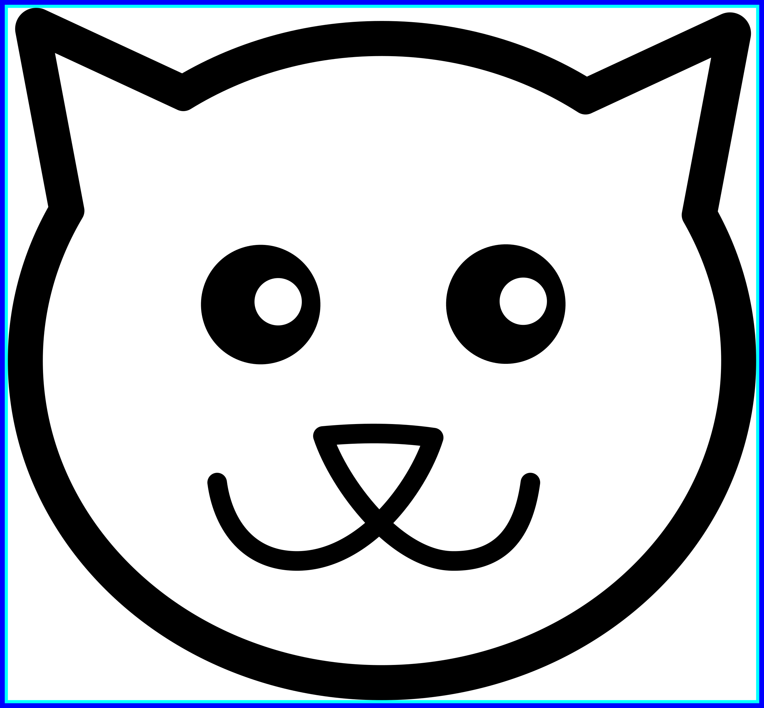 Cat clipart black and white jpg black and white library The Best Image Result For Lil Bub Cat Clipart Black And White Tattoo ... jpg black and white library
