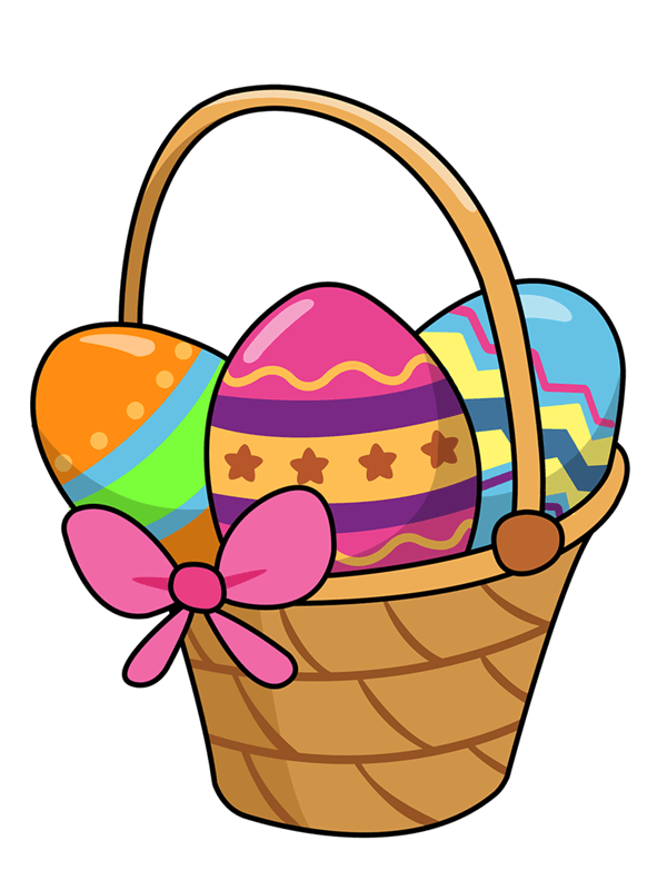 Easter basket clipart with a cross in it vector download Happy Easter Images 2018: Easter Pictures Photos Pic HD Wallpapers vector download