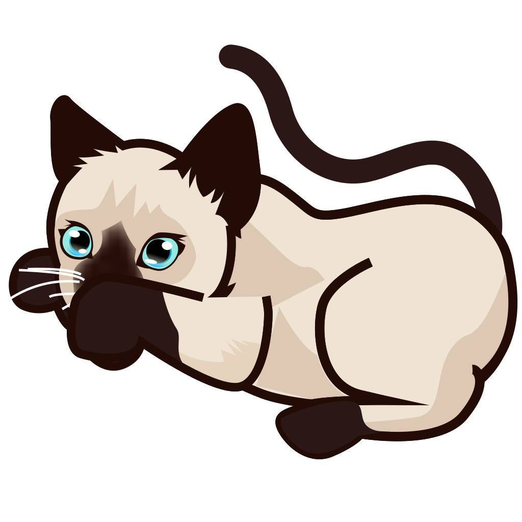 Cat clipart free transparent background realistic siamese image royalty free stock 28+ Collection of Siamese Cat Clipart | High quality, free cliparts ... image royalty free stock