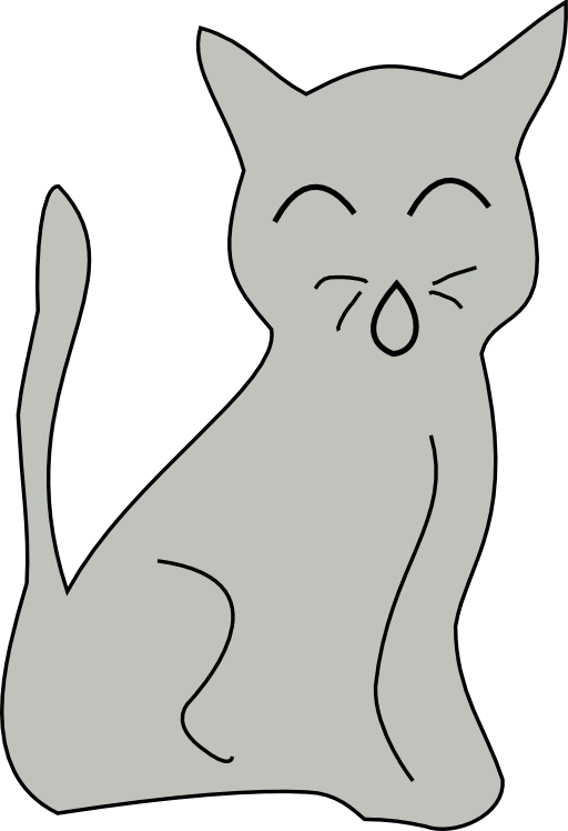 Simple cat clipart picture free Simple Cat Clipart | i2Clipart - Royalty Free Public Domain Clipart picture free
