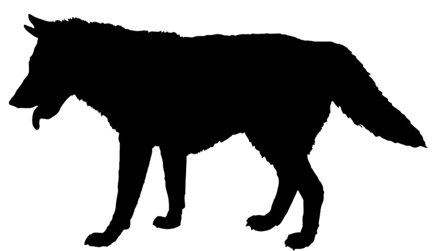 Jumping dog clipart png black and white stock Animal Silhouette, Silhouette Clip Art png black and white stock