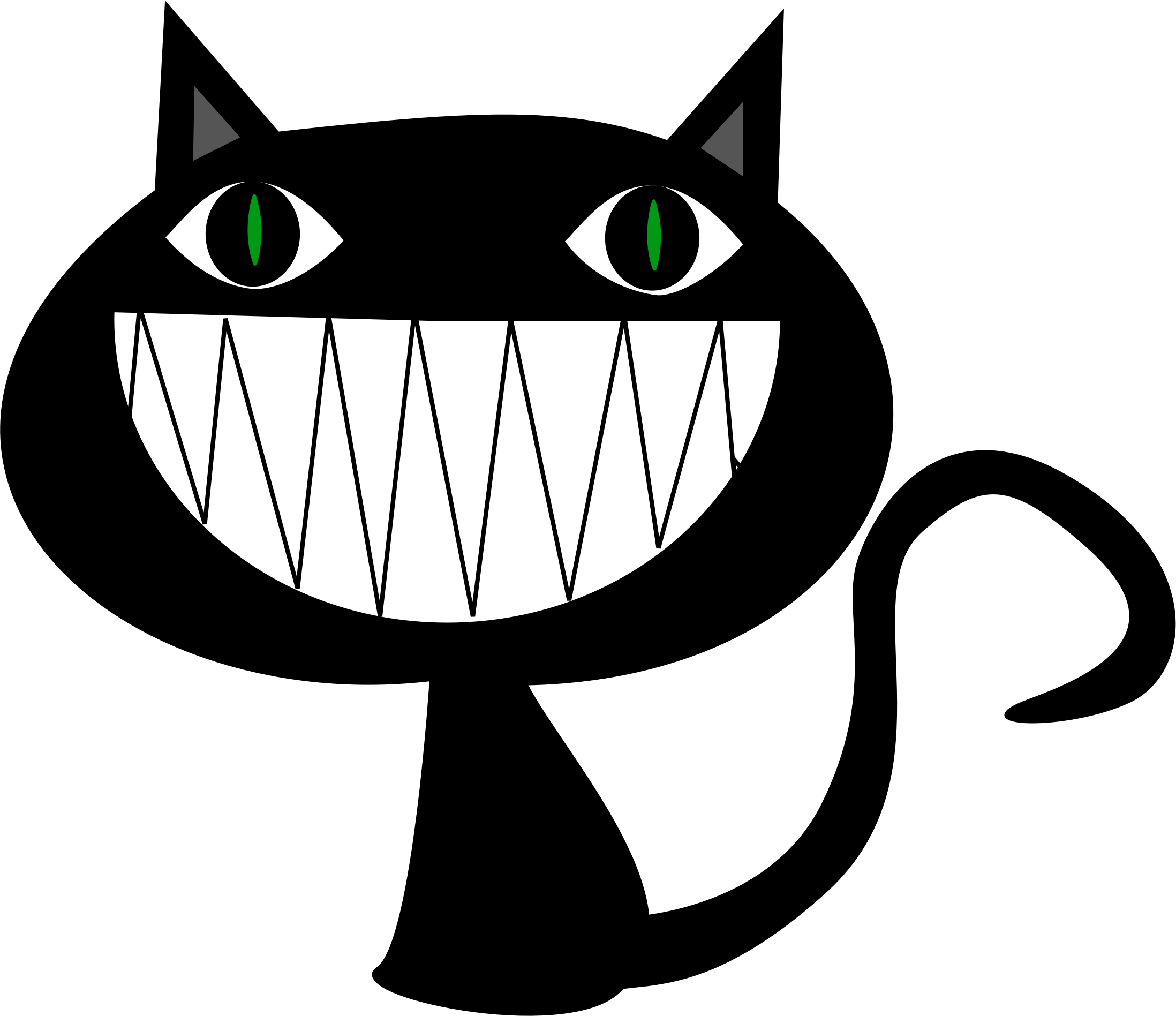 Cat cold clipart image free download Remix of Cat Smile Icons PNG - Free PNG and Icons Downloads image free download