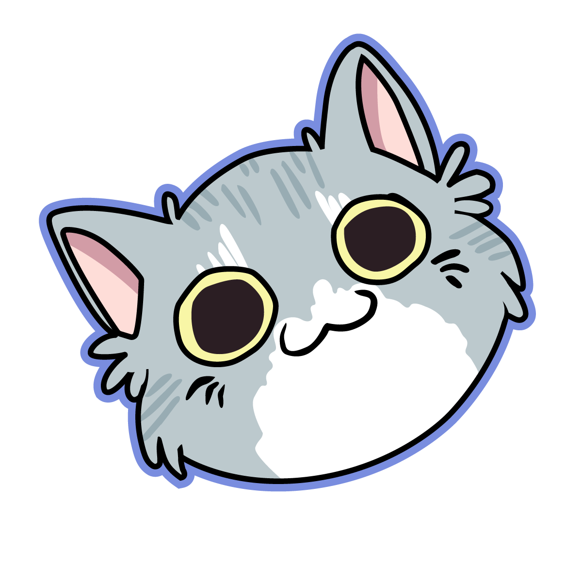 Cat curled up clipart banner royalty free stock Mimi | Game Grumps Wiki | FANDOM powered by Wikia banner royalty free stock