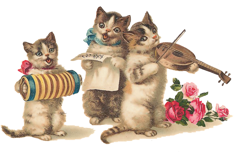 Cat listening to music clipart clipart transparent download LÁMINAS VINTAGE,ANTIGUAS,RETRO Y POR EL ESTILO.... | Pinterest ... clipart transparent download